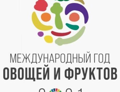Международный год овощей и фруктов